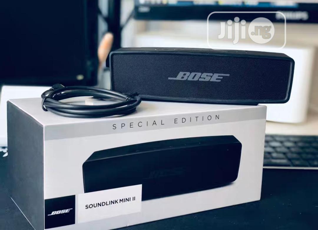 Special edition soundlink mini ii