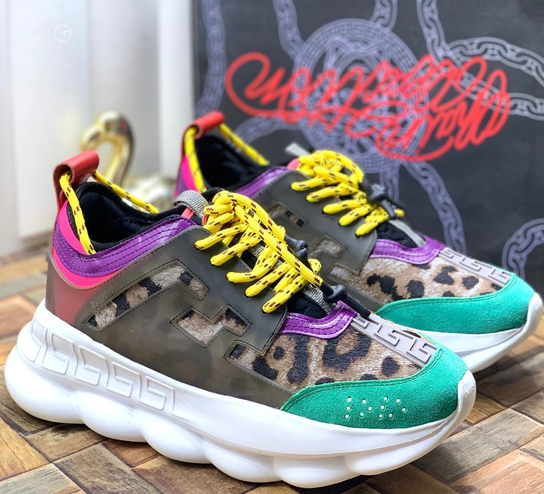 Versace Sneakers | Shoes for sale in Maryland, Lagos State, Nigeria
