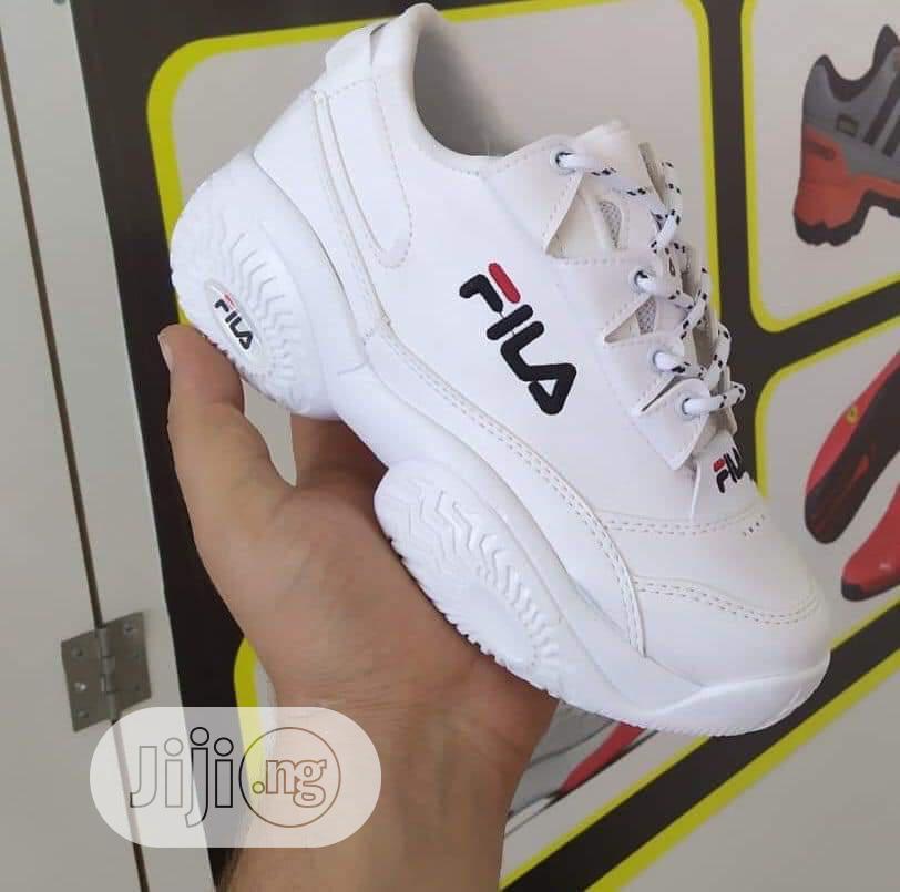Turkey Brand Fila Sneakers 👟