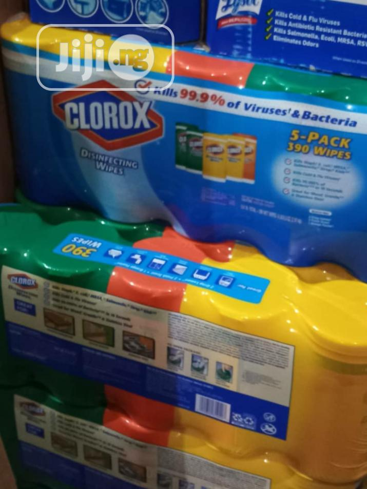 Archive: Clorox Disinfectant Wipes