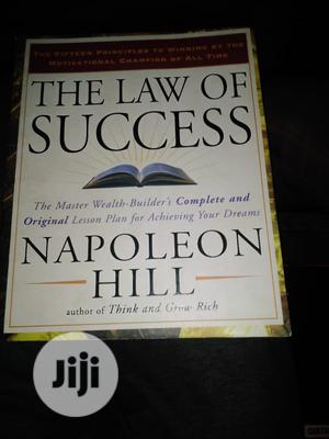 The Law of Success by Napoleon Hill   Books & Games for sale in Lagos State, Ojodu