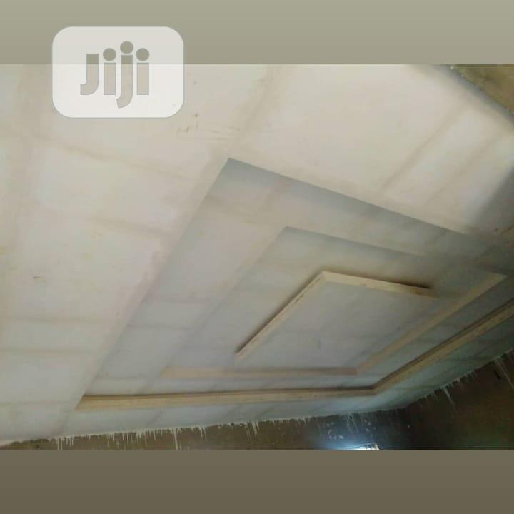 Archive: Wall Screeding, Pop Ceiling Designs And TV Stand.