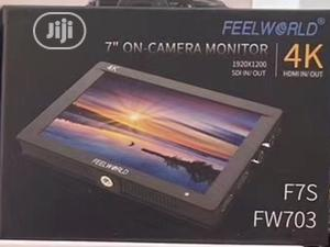 """FEELWORLD FW703 7"""" Fullhd SDI 4K Camera DSLR Field Monitor 