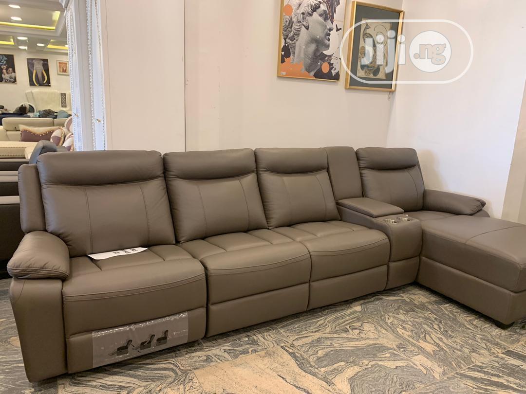 Executive Italian Sofas | Furniture for sale in Maitama, Abuja (FCT) State, Nigeria