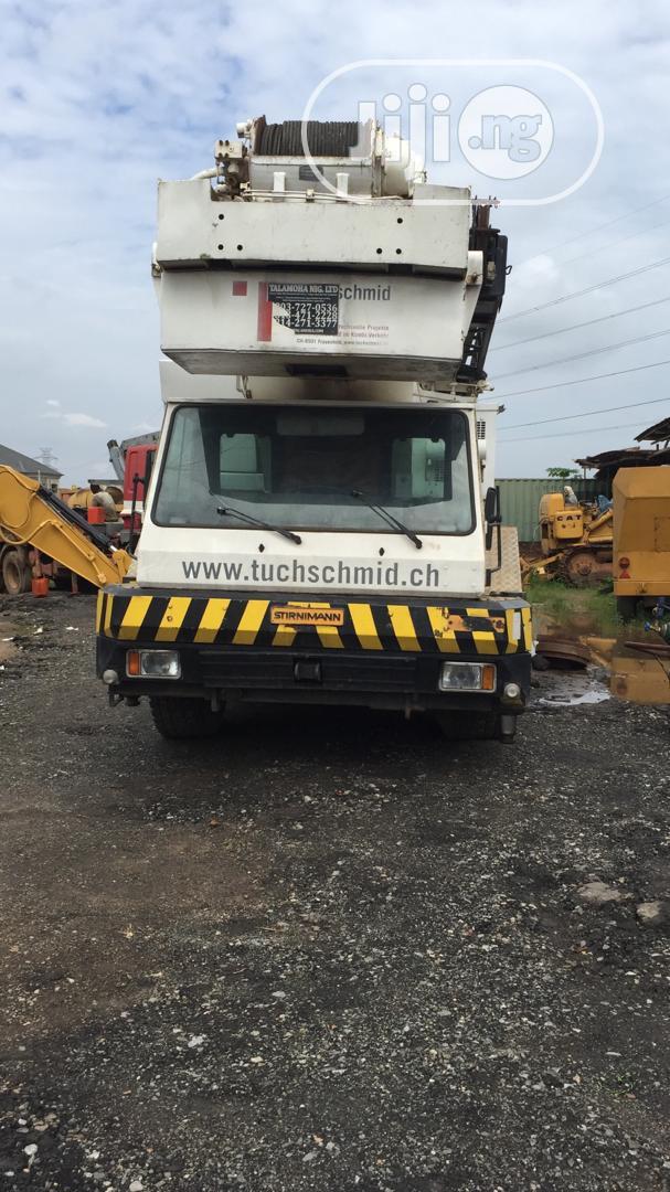35 Tons Crane | Heavy Equipment for sale in Ojota, Lagos State, Nigeria