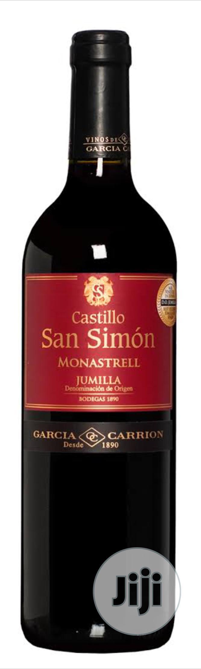 Archive: Castillo San Simon Monastrell Red Wine, 75cl, 12.5% Al.