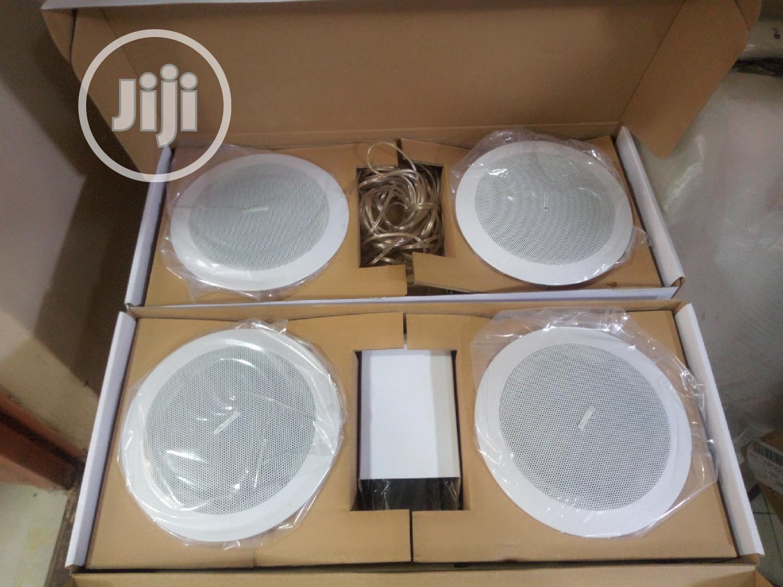 Bluetooth POP or Ceiling Speakers (4piece)