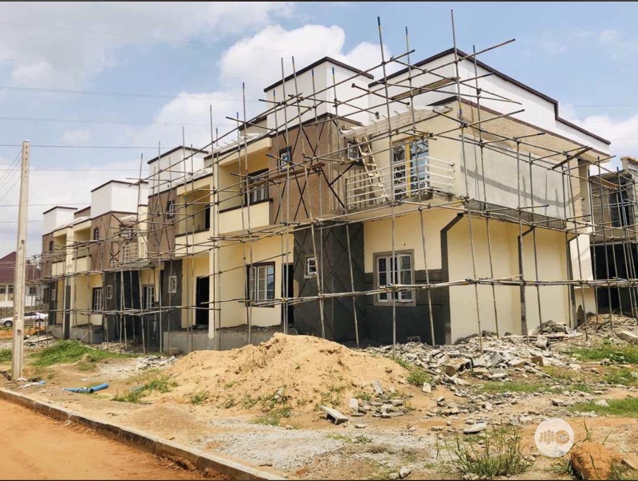 3 4 Bedroom Terrace Duplex | Houses & Apartments For Sale for sale in Kubwa, Abuja (FCT) State, Nigeria