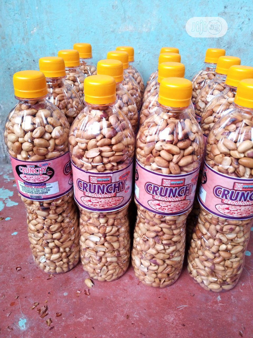 Crunchy Groundnut