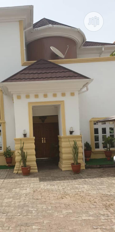 6 Bedroom Duplex Asokoro Abuja
