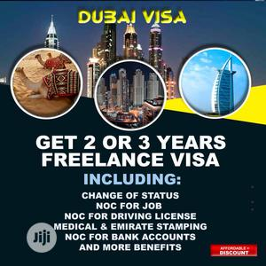 Dubai Visit and Resident Visa   Travel Agents & Tours for sale in Osun State, Ife