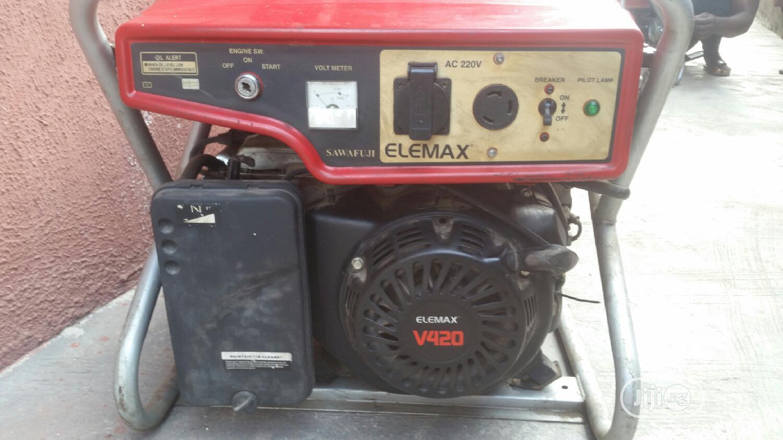 Archive: Elemax Generator Original Japan.