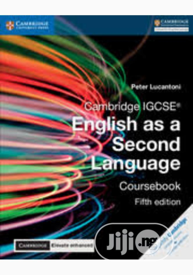 Camnridge IGCSE English As A Second Language Coursebook