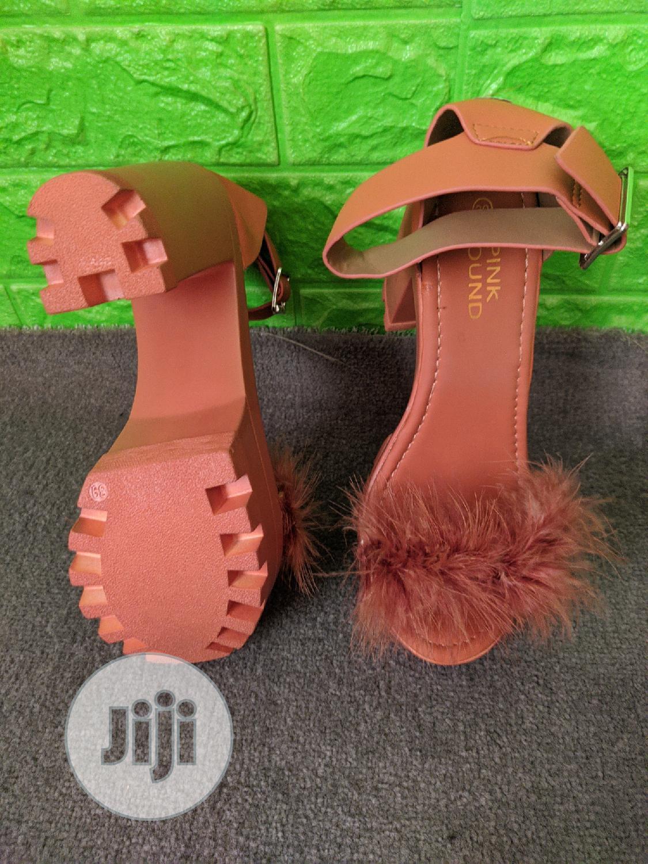 Ladies Shoes (Heels)