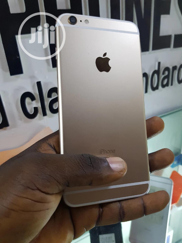 Apple iPhone 6 Plus 16 GB Gold   Mobile Phones for sale in Ikeja, Lagos State, Nigeria