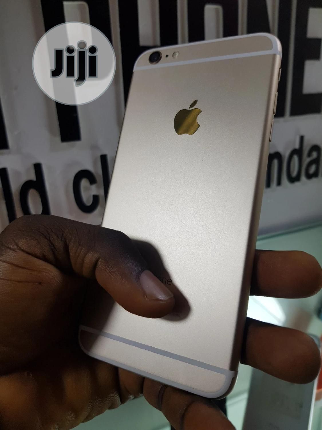 Apple iPhone 6 Plus 64 GB Gold | Mobile Phones for sale in Ikeja, Lagos State, Nigeria