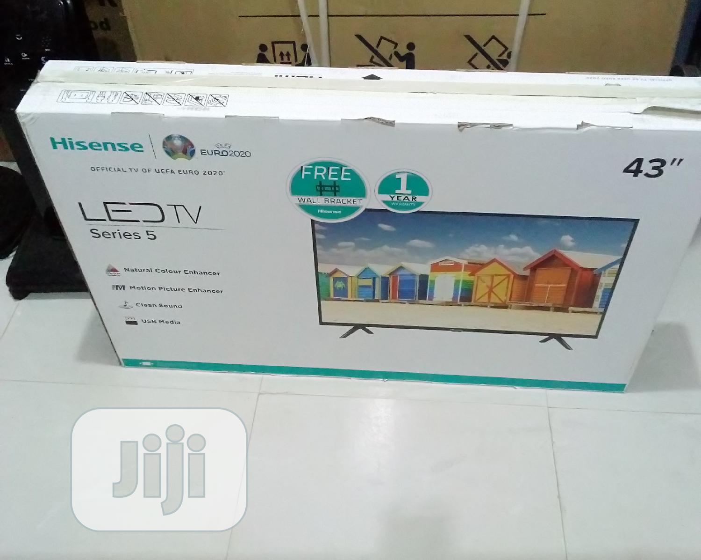 """Hisense 43B5100P 43"""" LED TV"""