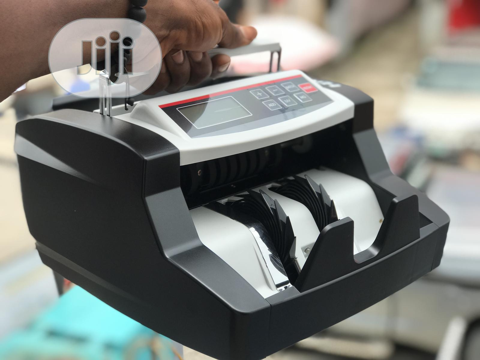 Henry Note Counting Machine + Fake Note Detector