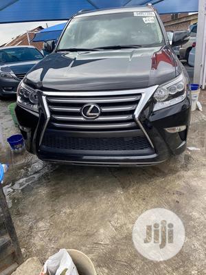 Lexus GX 2016 460 Luxury Black   Cars for sale in Lagos State, Surulere