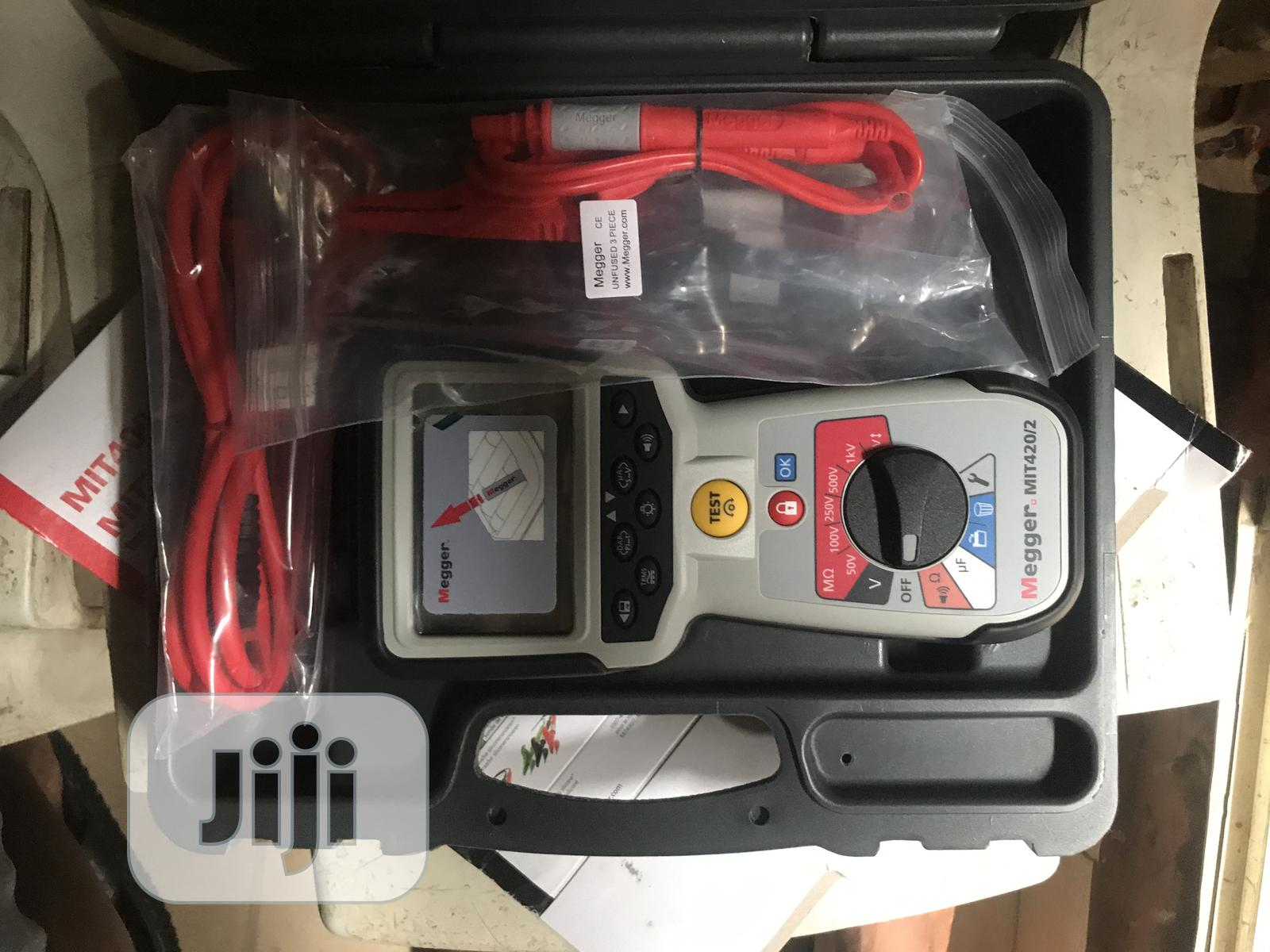 Megger Insulation Tester Kit ( 1000V)