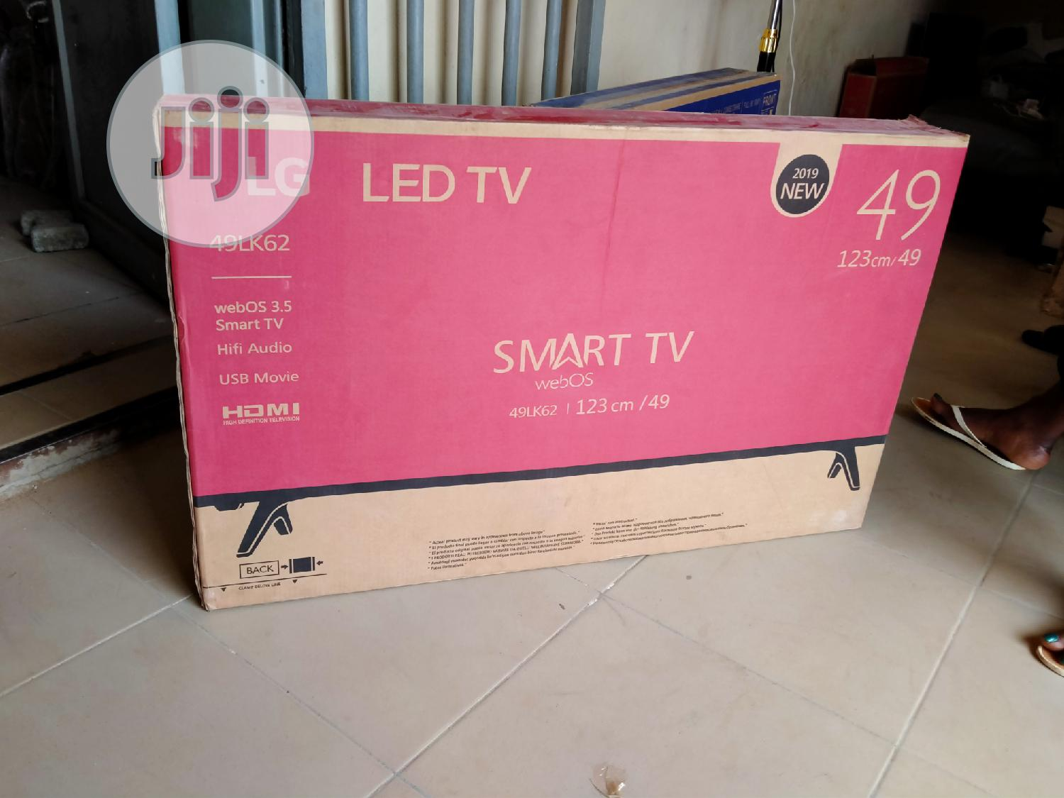 Archive: LG 49 Inches Smart TV