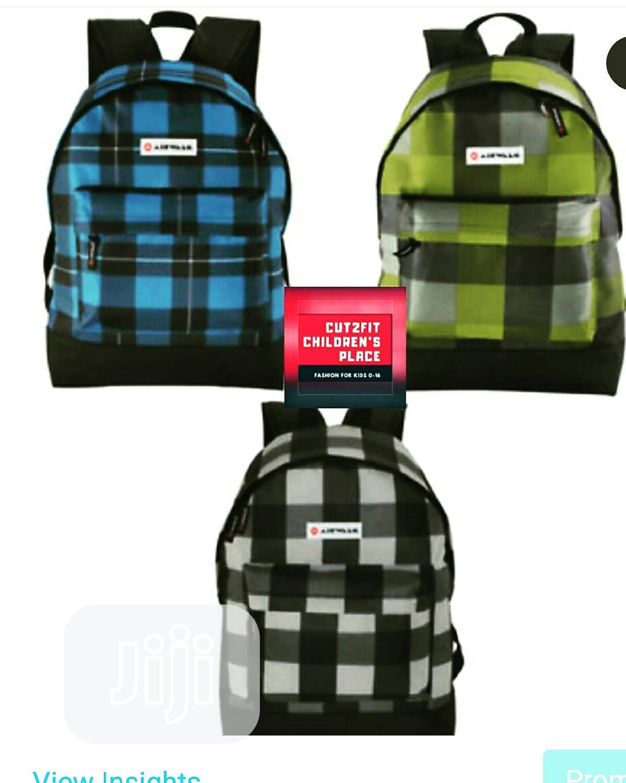 AIRWALK School Bag For Kiddies