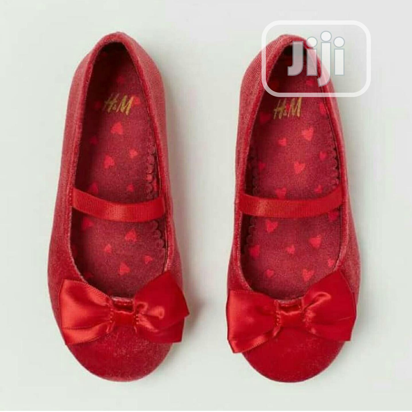 Wholesale And Retail H&M Red Ballet Shoe