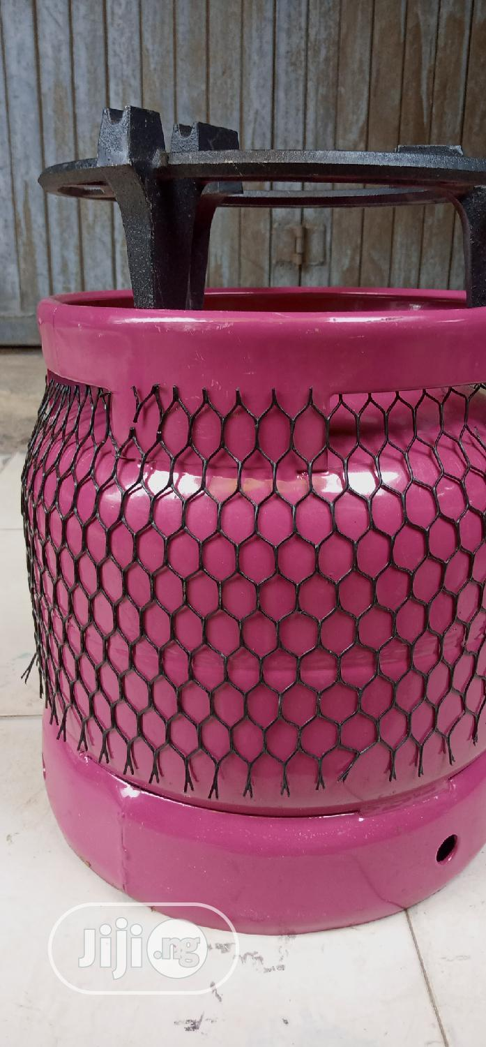 6kg Gas Cylinder | Kitchen Appliances for sale in Wuse, Abuja (FCT) State, Nigeria