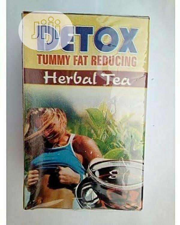 Detox Tummy Fat Reducing Herbal Tea