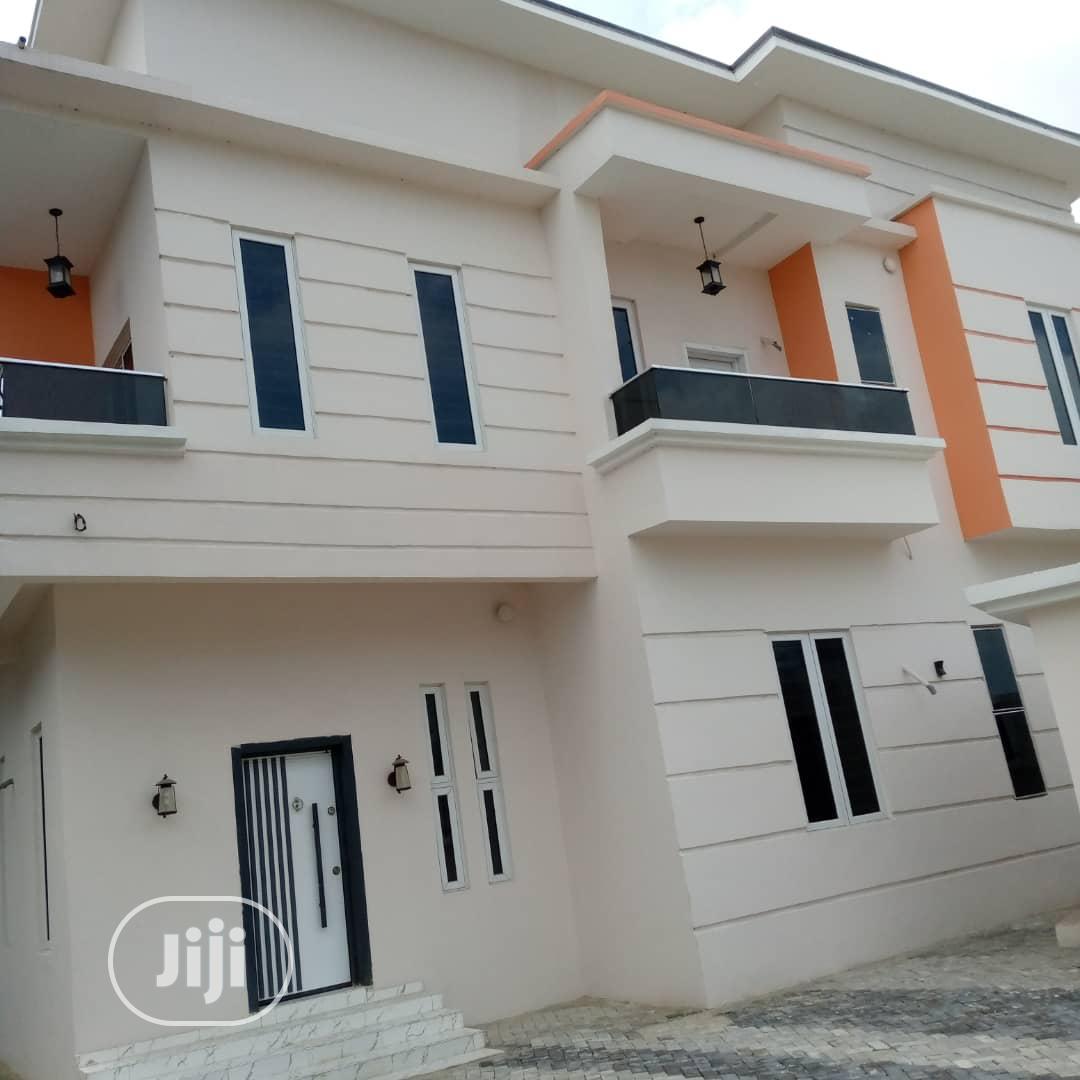 Brand New 4bedroom Duplex Forsale In Lekki Lagos