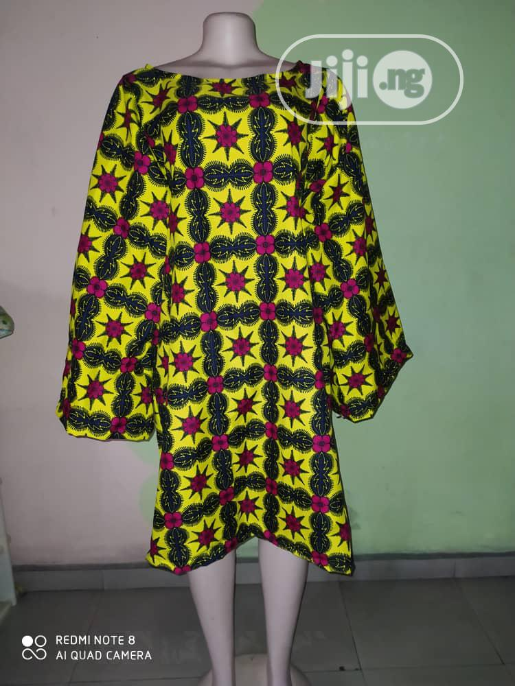 Ready Made Ankara Gown For Sale   Clothing for sale in Warri, Delta State, Nigeria