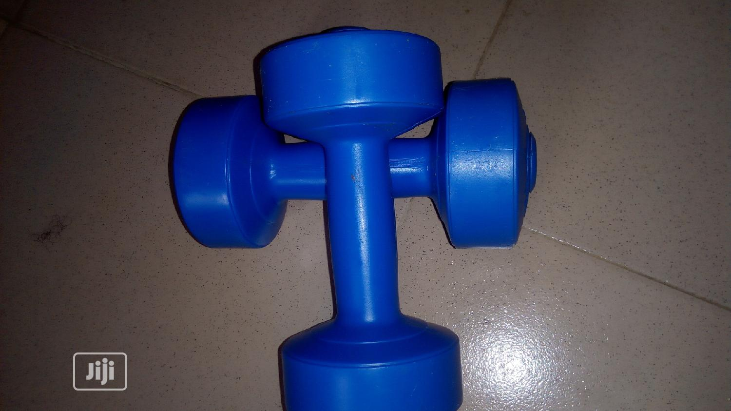 Complete 4kg Dumbbells | Sports Equipment for sale in Ifako-Ijaiye, Lagos State, Nigeria
