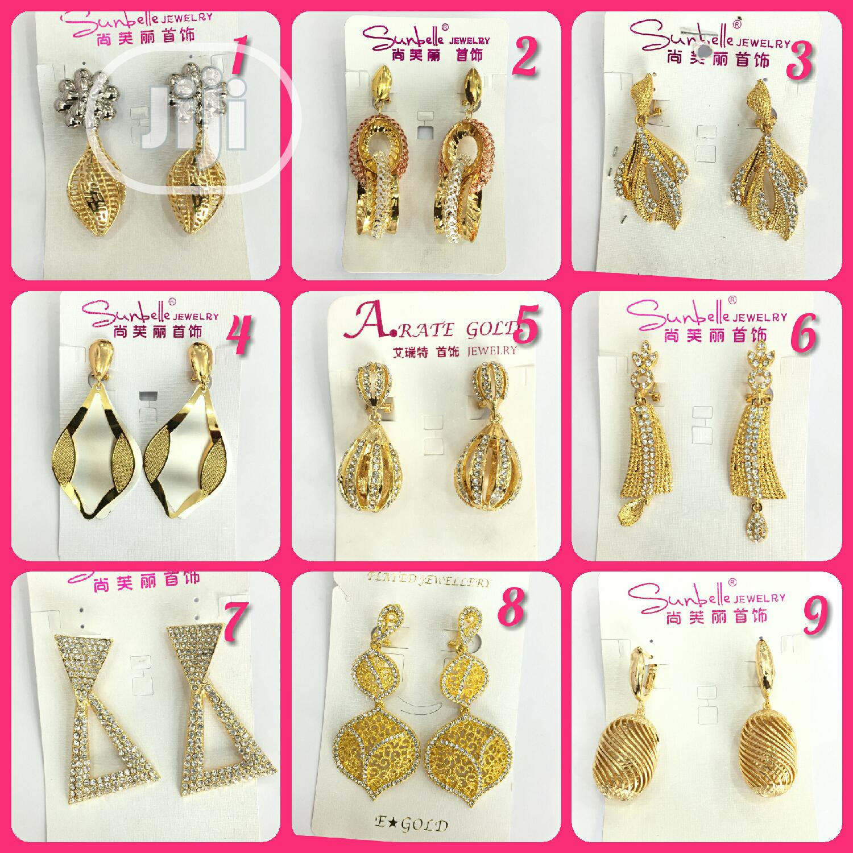 Tovivans Dressy Fashion Earrings
