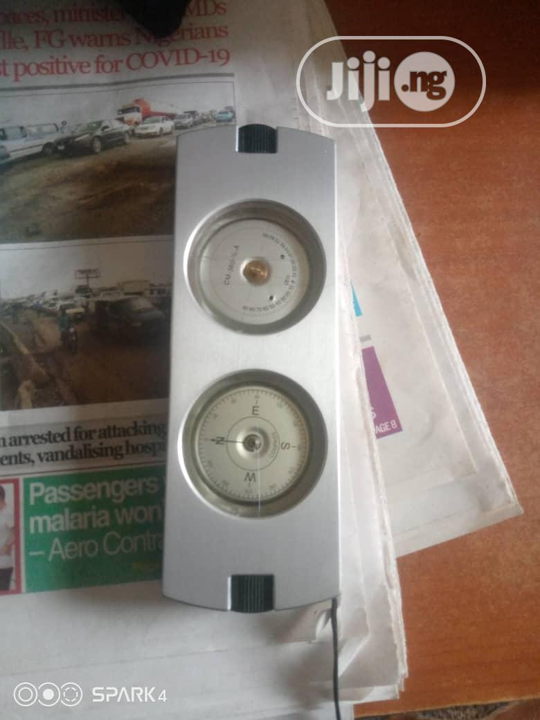 Inclinometer Compass