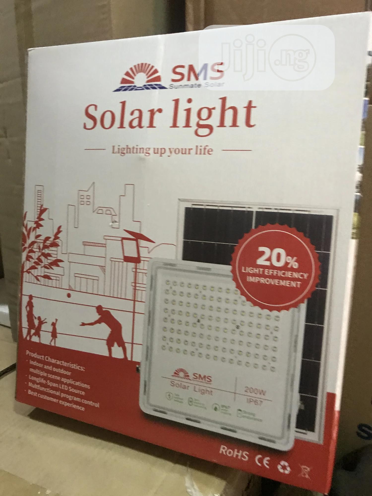 Archive: 200w Solar Flood Light