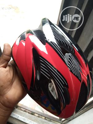 Helmet Sport Bicycle   Sports Equipment for sale in Lagos State, Surulere