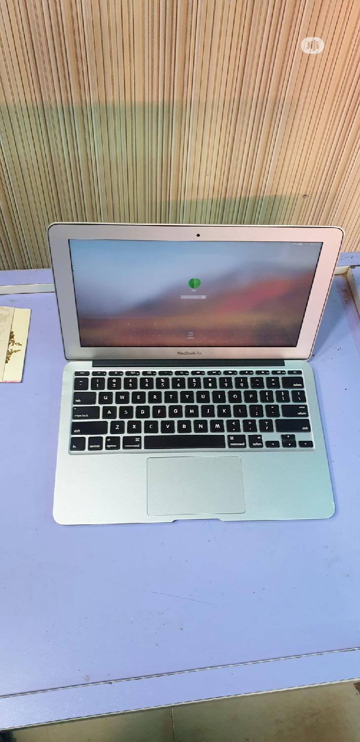 Laptop Apple MacBook Air 4GB Intel Core I5 SSD 256GB | Laptops & Computers for sale in Central Business Dis, Abuja (FCT) State, Nigeria