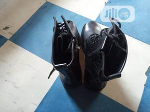 Black Military Security Safety Boot   Shoes for sale in Lagos State, Ikeja