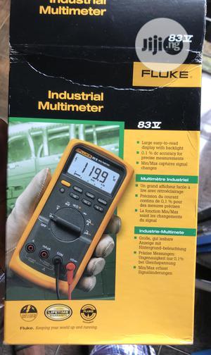 Digital Industrial Multimeter Fluke 83v | Measuring & Layout Tools for sale in Lagos State, Ojo