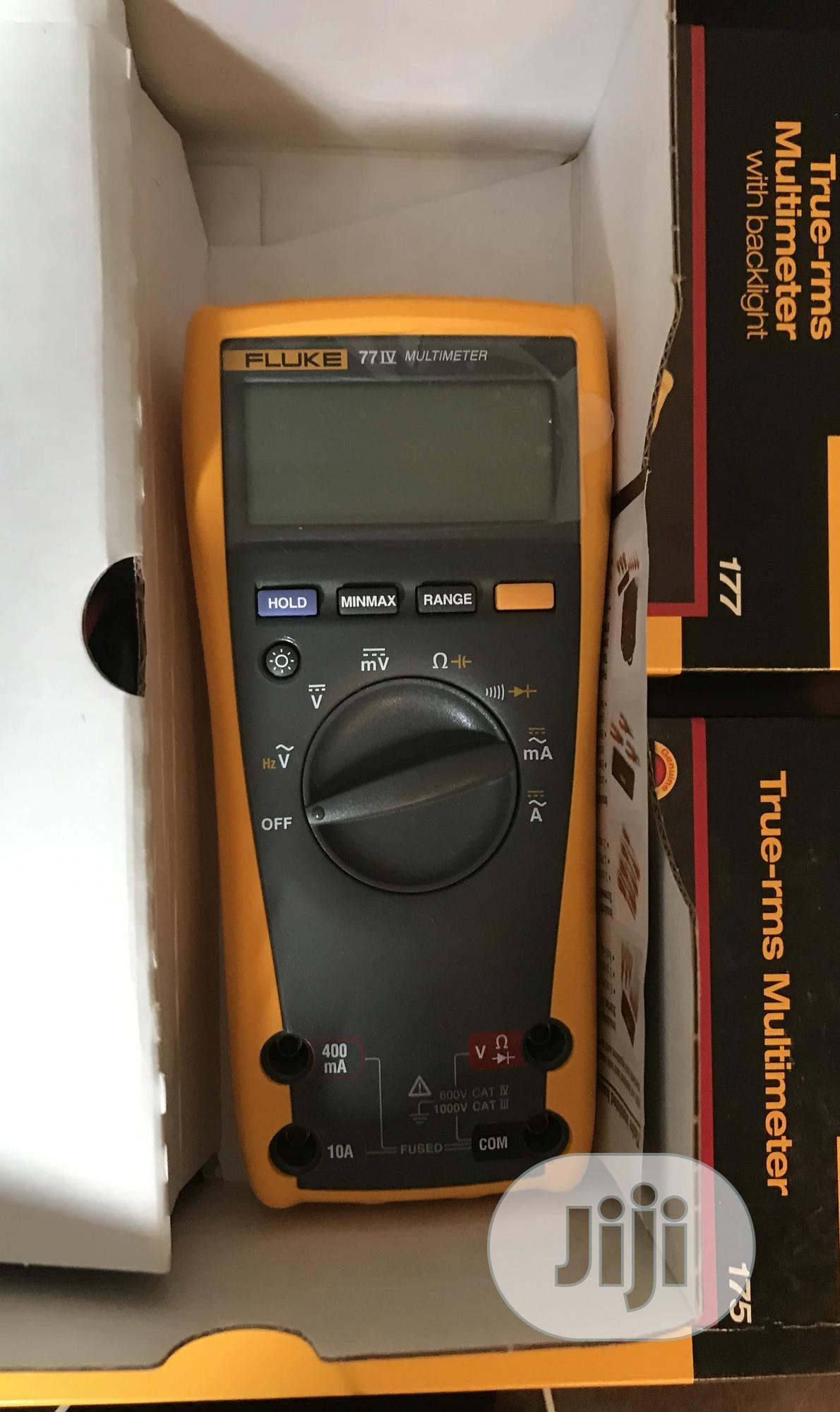 Digital Multimeter Fluke 77-iv