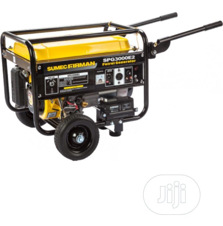 2.5kva Sumec Firman Generator (SPG3000E2)