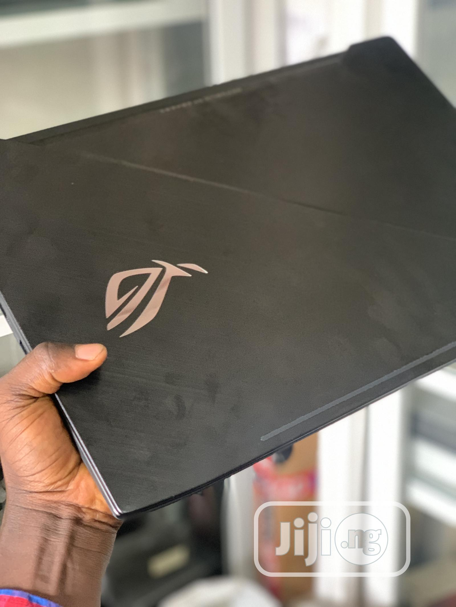 Laptop Asus ROG Strix GL503 16GB Intel Core i7 SSD 256GB | Laptops & Computers for sale in Ikeja, Lagos State, Nigeria