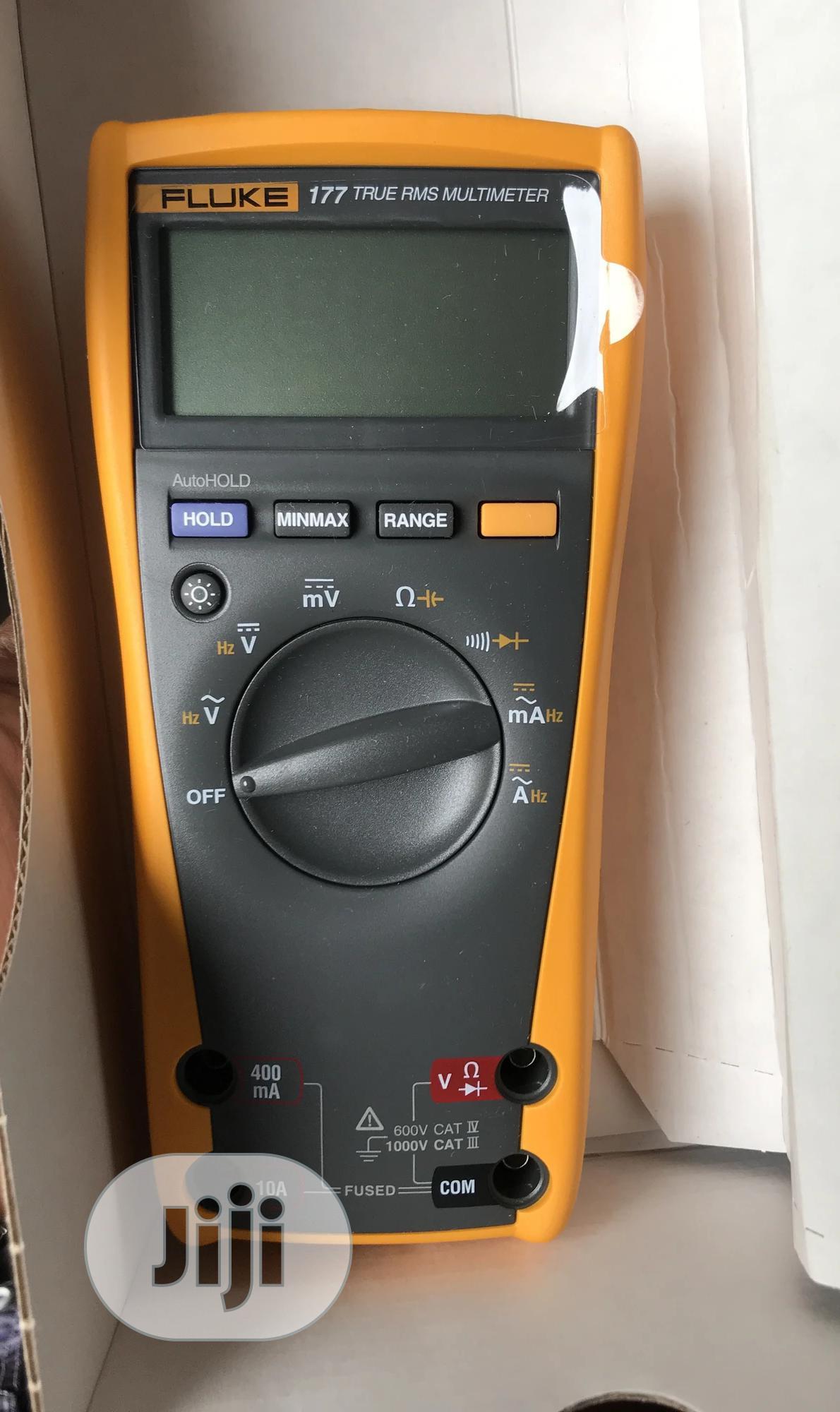 Digital True-rms Multimeter Fluke 177