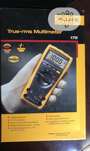 True-rms Industrial Digital Multimeter Fluke 175 | Measuring & Layout Tools for sale in Lagos State, Ojo
