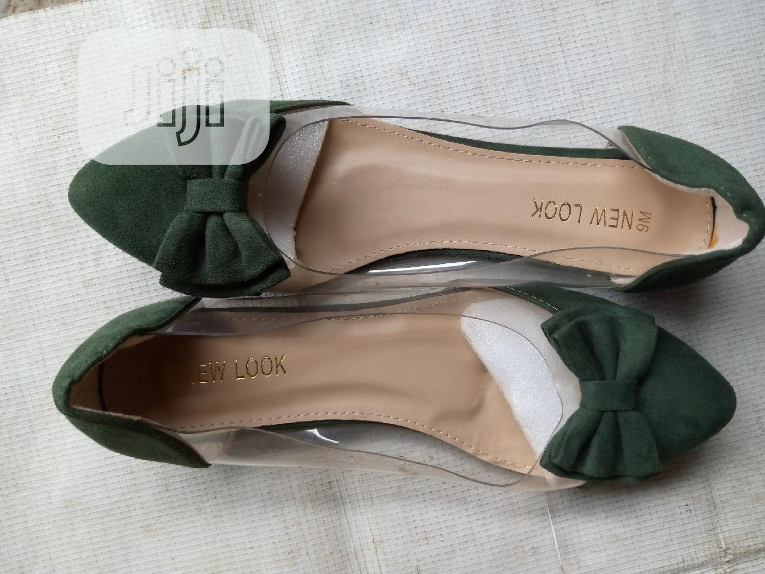 Ladies Cover Shoes