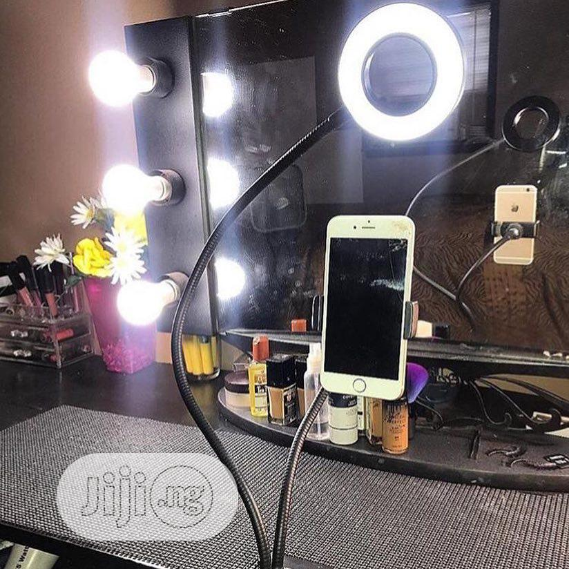 Table Ring Light With A Clip. | Accessories & Supplies for Electronics for sale in Amuwo-Odofin, Lagos State, Nigeria