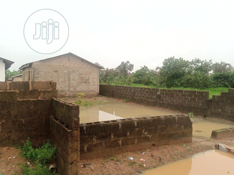 Demolishable Building On Half Plot For Sale | Land & Plots For Sale for sale in Ikotun/Igando, Lagos State, Nigeria