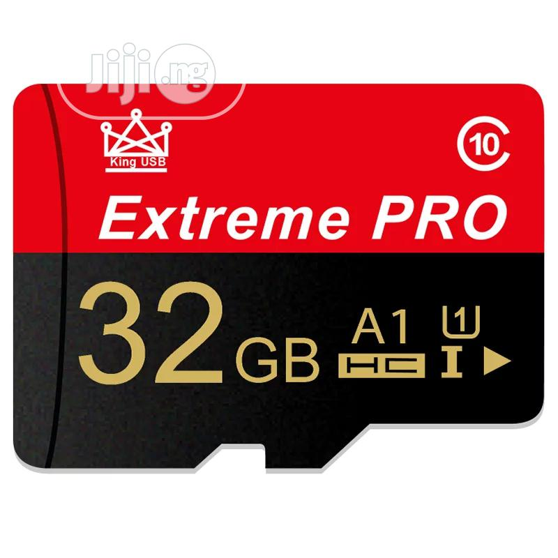 Archive: 32GB Extreme PRO Memory Card With Card Reader