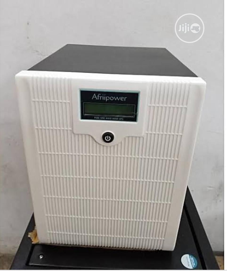 1.7kva 24V Afriipower Pure Sine Wave Indian Inverter