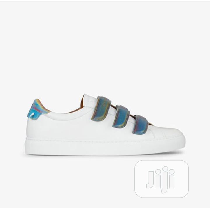 Givenchy Sneaker With Holographic